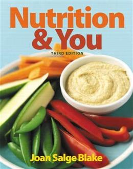 Nutrition & You (3rd Edition) 9780321910400