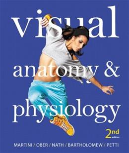 Visual Anatomy & Physiology Plus MasteringA&P with eText -- Access Card Package (2nd Edition) (New A&P Titles by Ric Martini and Judi Nath) 2 PKG 9780321918741