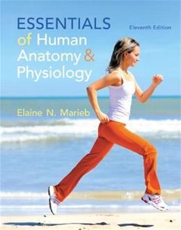 Essentials of Human Anatomy & Physiology Plus MasteringA&P with eText -- Access Card Package (11th Edition) 11 PKG 9780321918758
