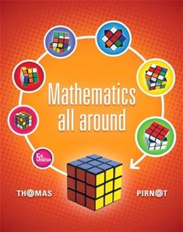 Mathematics All Around Plus NEW MyMathLab with Pearson eText -- Access Card Package (5th Edition) 5 PKG 9780321923264