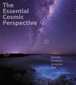 Essential Cosmic Perspective Plus Mastering Astronomy with eText, The -- Access Card Package (7th Edition) (Bennett Science & Math Titles) 7 PKG 9780321927842
