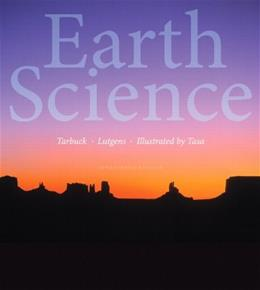 Earth Science (14th Edition) 9780321928092