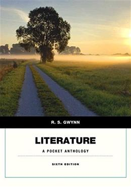 Literature: A Pocket Anthology (6th Edition) (Penguin Academics) 9780321942746