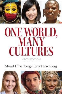 One World, Many Cultures 9 9780321945167