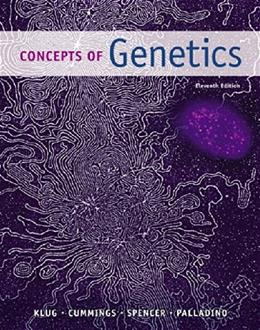 Concepts of Genetics Plus Mastering Genetics with eText -- Access Card Package (11th Edition) (Klug et al. Genetics Series) 11 PKG 9780321948472