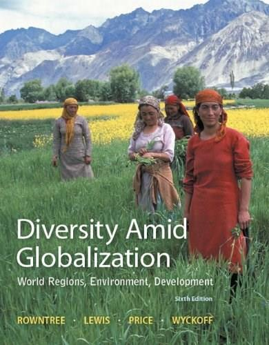 Diversity Amid Globalization: World Regions, Environment, Development Plus Mastering Geography with eText -- Access Card Package (6th Edition) 6 PKG 9780321948892