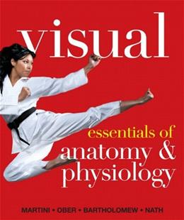Visual Essentials of Anatomy & Physiology Plus Mastering A&P with eText -- Access Card Package PKG 9780321949998