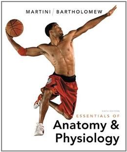 Essentials of Anatomy & Physiology Plus MasteringA&P with eText -- Access Card Package (6th Edition) 6 PKG 9780321950000