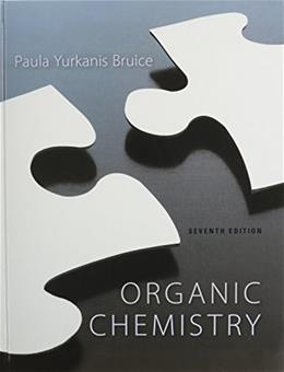 Organic Chemistry, by Bruice, 7th Edition, 2 BOOK SET 7 PKG 9780321950123