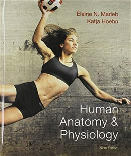 Human Anatomy and Physiology, by Marieb, 2 BOOK SET PKG 9780321950635