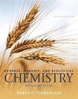 General, Organic, and Biological Chemistry: Structures of Life Plus Mastering Chemistry with eText -- Access Card Package (5th Edition) 5 PKG 9780321966926