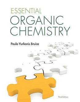 Essential Organic Chemistry, by Bruice, 3rd Edition 3 PKG 9780321967473