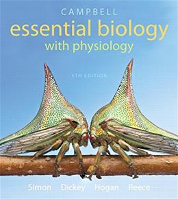 Campbell Essential Biology with Physiology Plus Mastering Biology with eText -- Access Card Package (5th Edition) (Simon et al., The Campbell Essential Biology Series) 5 PKG 9780321967503