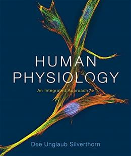 Human Physiology: An Integrated Approach Plus Mastering A&P with eText -- Access Card Package (7th Edition) 7 PKG 9780321970336