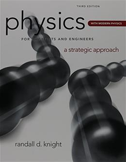 Physics for Scientists and Engineers, Modified Mastering Physics with eText and Value Pack Access Card (3rd Edition) 9780321974907
