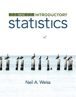Introductory Statistics (10th Edition) 9780321989178