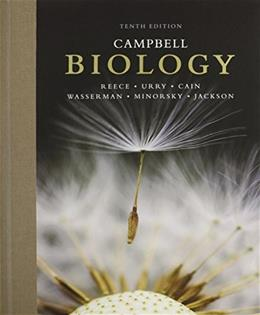 Campbell Biology & New Mastering eText Value Pack Access Code 10 PKG 9780321989574