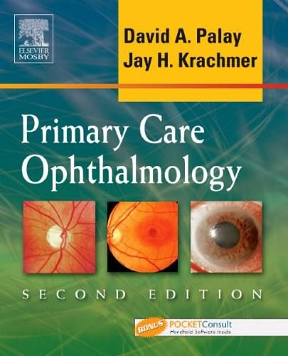 Primary Care Ophthalmology, by Palay, 2nd Edition 2 PKG 9780323033169