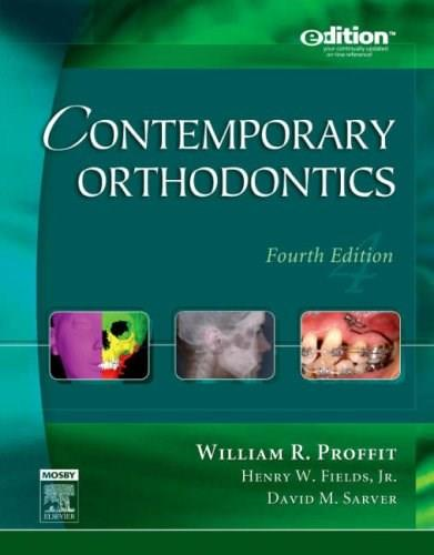 Contemporary Orthodontics, by Proffit, 4th Edition 4 PKG 9780323046138
