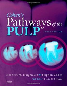 Cohens Pathways of the Pulp Expert Consult, by Hargreaves, 10th Edition 9780323064897