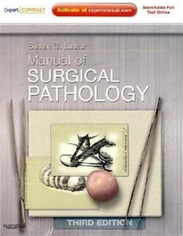 Manual of Surgical Pathology, by Lester, 3rd Edition 3 PKG 9780323065160