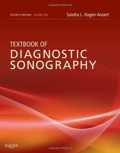 Textbook of Diagnostic Sonography 12th Ed., Vol. 1 7 PKG 9780323073011
