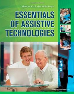 Essentials of Assistive Technologies, by Cook 9780323075367