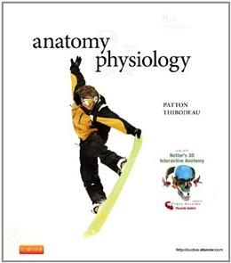 Anatomy & Physiology and Anatomy & Physiology Online Package, 8e (Anatomy & Physiology (Thibodeau)) 8 PKG 9780323083577