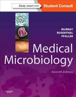 Medical Microbiology: with STUDENT CONSULT Online Access, 7e 7 PKG 9780323086929