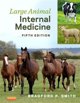 Large Animal Internal Medicine, by Smith, 5th Edition 9780323088398