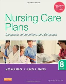 Nursing Care Plans: Diagnoses, Interventions, and Outcomes 8 9780323091374