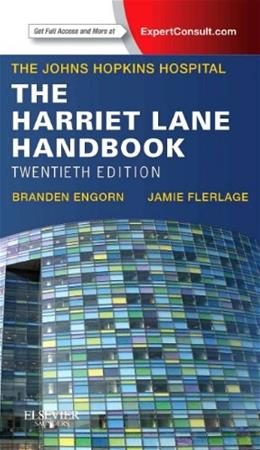 The Harriet Lane Handbook: Mobile Medicine Series, 20e 20 PKG 9780323096447