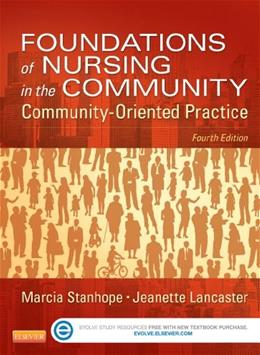 Foundations of Nursing in the Community: Community-Oriented Practice, 4e 4 PKG 9780323100946