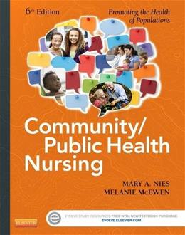 Community/Public Health Nursing: Promoting the Health of Populations, 6e 9780323188197