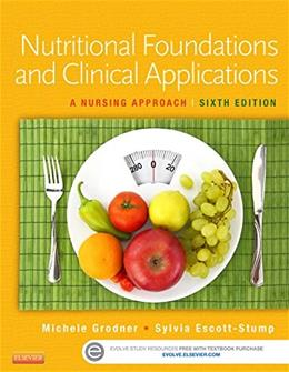 Nutritional Foundations And Clinical Applications 6Ed (Pb 2016) 9780323242103