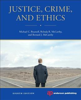 Justice, Crime, and Ethics 8 9780323262279