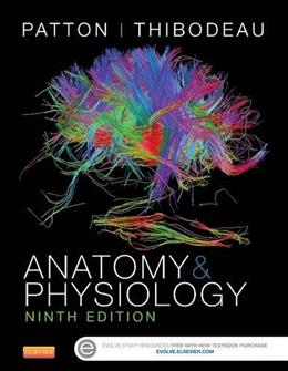 Anatomy & Physiology (includes A&P Online course), 9e (Anatomy & Physiology (Thibodeau)) 9 PKG 9780323298834