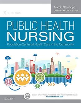Public Health Nursing: Population-Centered Health Care in the Community, 9e 9780323321532