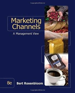 Marketing Channels 8 9780324316988