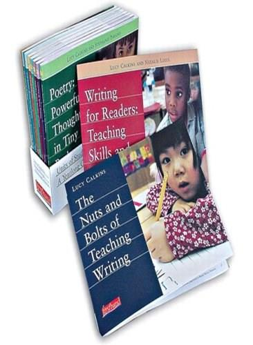 Units of Study for Primary Writing, by Calkins, 9 BOOK SET PKG 9780325006048