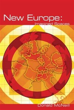 New Europe: Imagined Spaces, by McNeill 9780340760550
