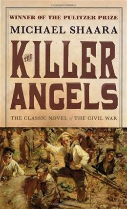 Killer Angels, by Shaara, Grades 9-12 9780345348104