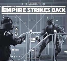 Making of Star Wars: The Empire Strikes Back, by Rinzler 9780345509611