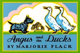 Angus and the Ducks 9780374403850