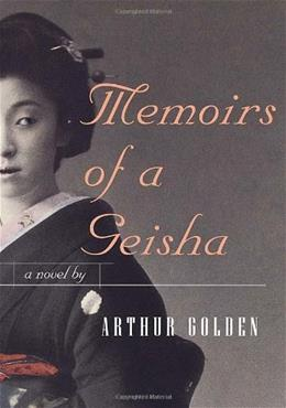 Memoirs of a Geisha, by Golden 9780375400117