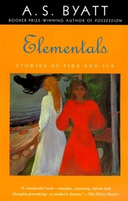 Elementals: Stories of Fire and Ice 9780375705755