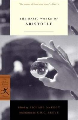 Basic Works of Aristotle, by McKeon 9780375757990