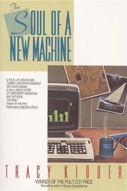 The Soul of a New Machine REISSUE 9780380711154