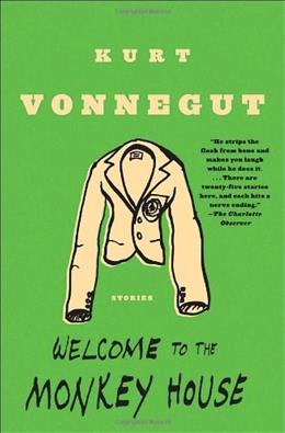 Welcome to the Monkey House, by Vonnegut 9780385333504