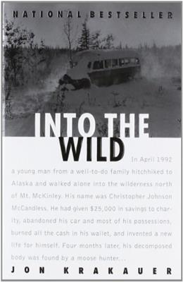 Into the Wild, by Krakauer 9780385486804